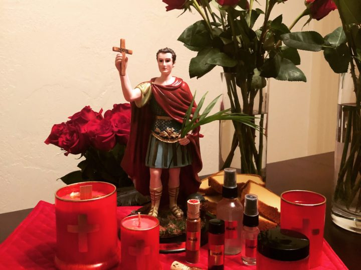 Working with St. Expedite — Altar, Offerings, Prayers, Specific Applications